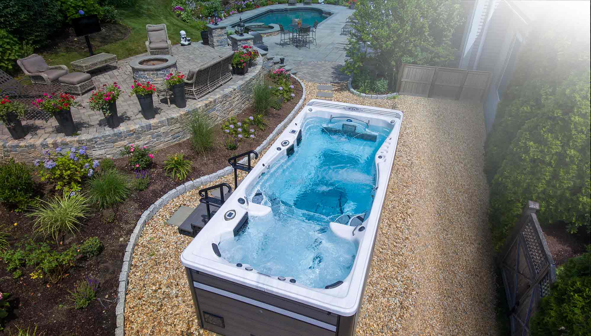 MP Swim Spas
